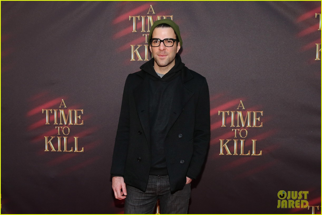 zachary quinto bobby cannavale a time to kill broadway opening 08