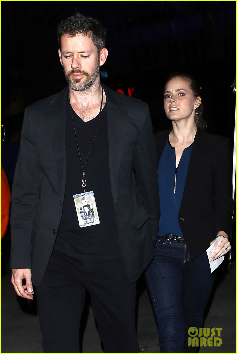amy adams supports pal justin timberlake at 2020 concert 023001122