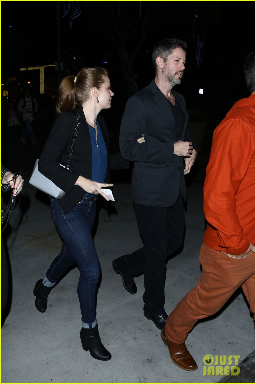 amy adams supports pal justin timberlake at 2020 concert 03