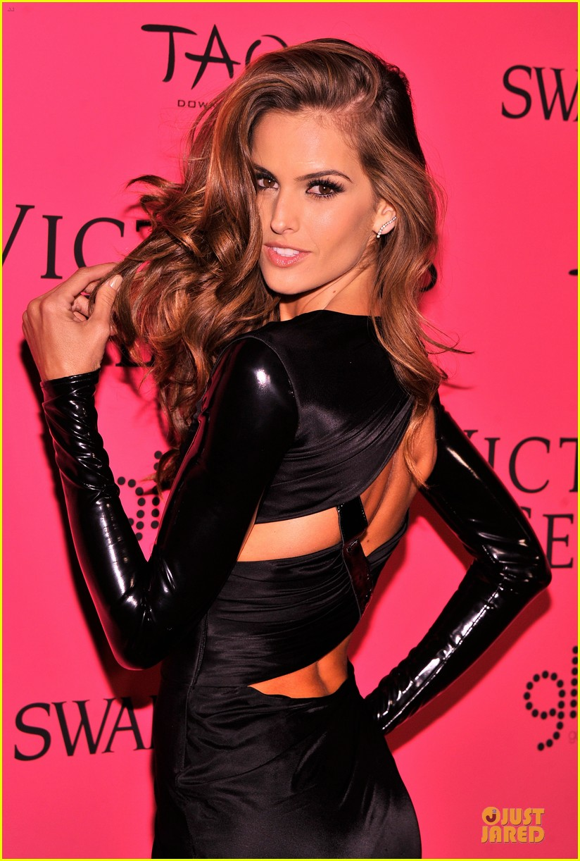 alessandra ambrosio candice swanepoel victorias secret fashion show after party 042992461