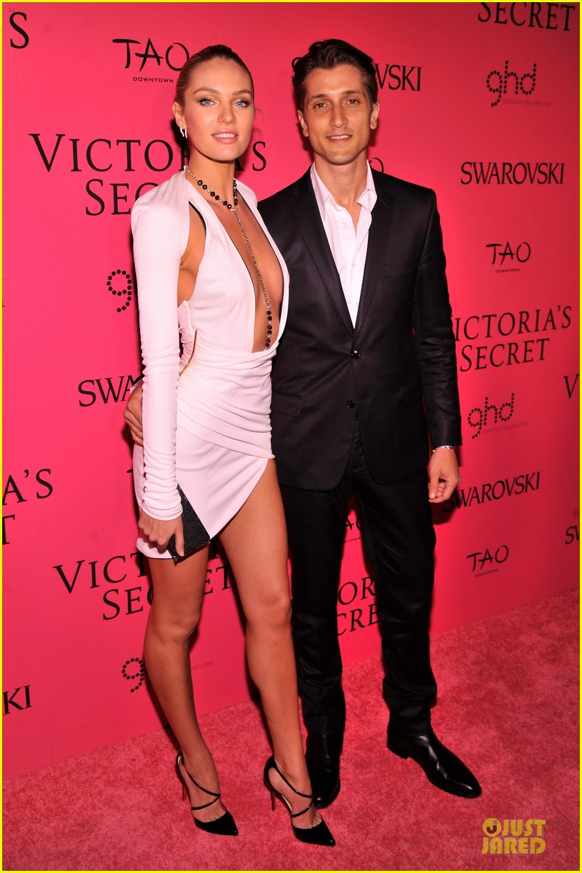 alessandra ambrosio candice swanepoel victorias secret fashion show after party 05