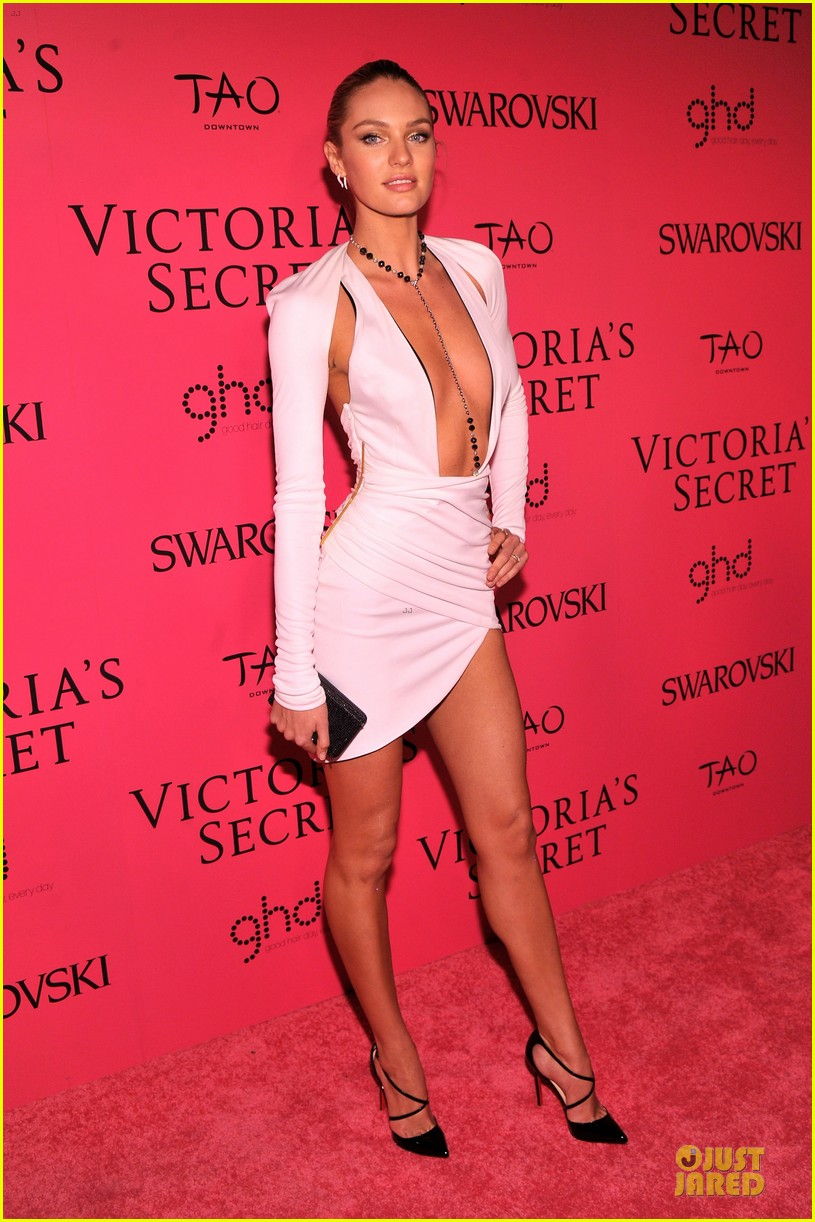 alessandra ambrosio candice swanepoel victorias secret fashion show after party 06