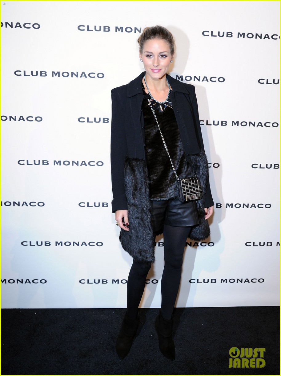 ashley olsen anna camp club monaco flagship opening 20