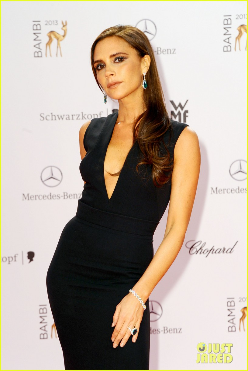 victoria beckham wins at bambi awards 2013 162992870
