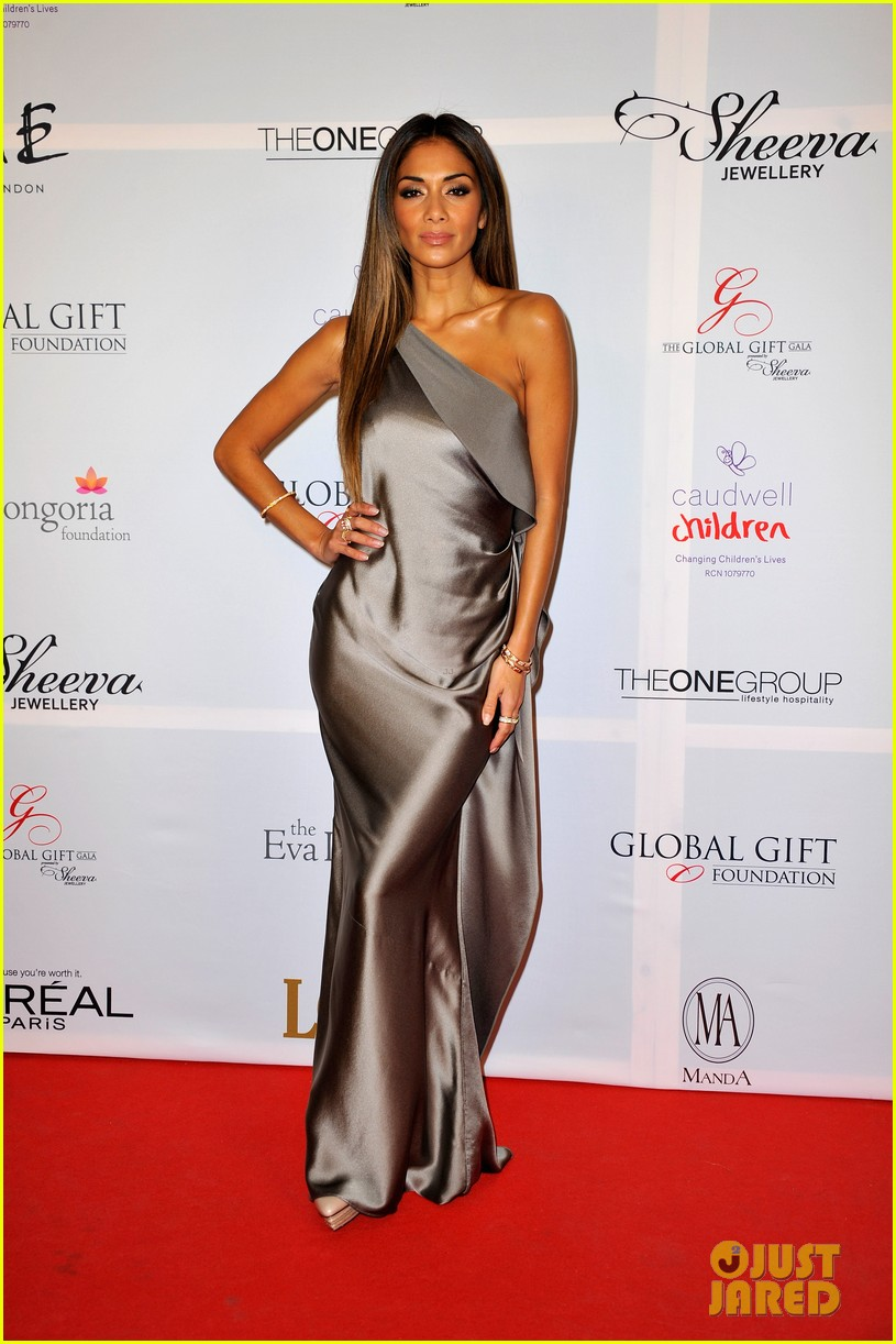 victoria beckham eva longoria global gift gala 12