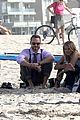 kristen bell house of cards beach filming 14
