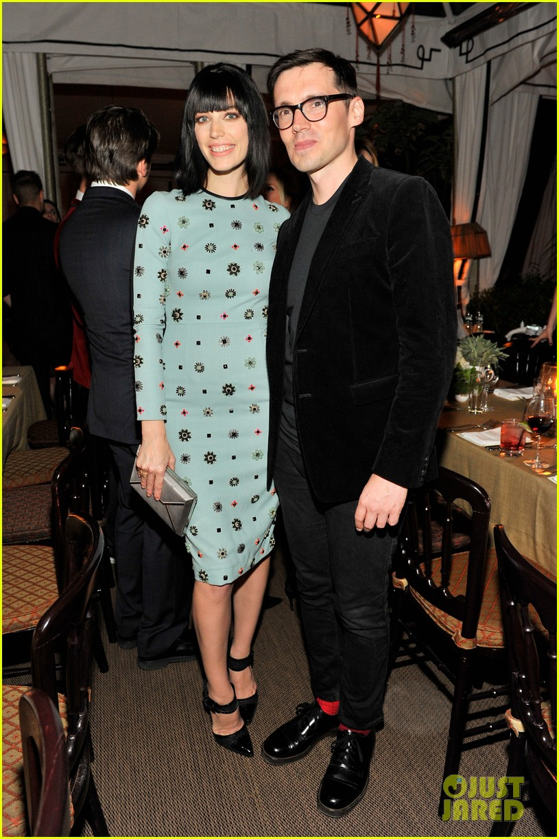 camilla belle jessica pare erdem chateau marmont dinner 112993431