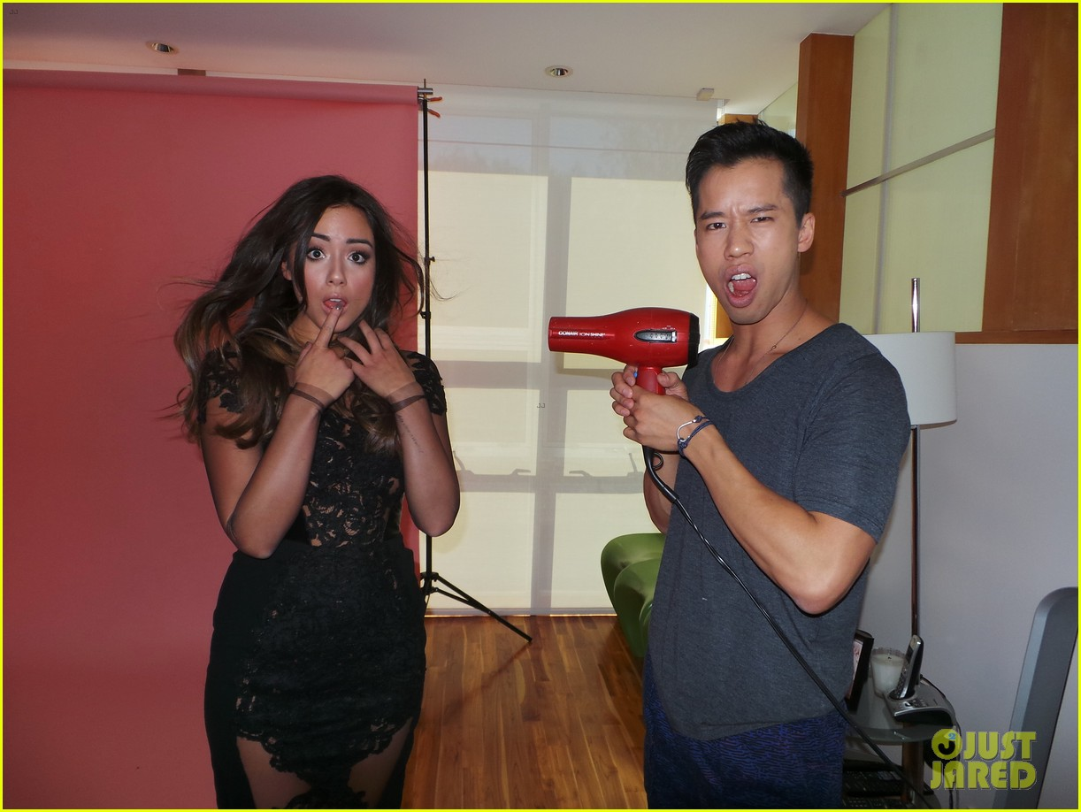chloe bennet jj spotlight of the week bts 012996090