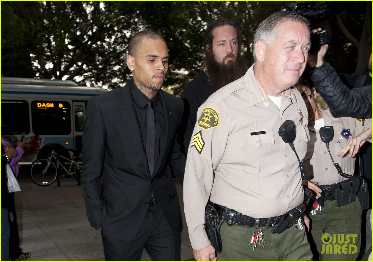chris brown sentenced to 90 days in rehab facility 08
