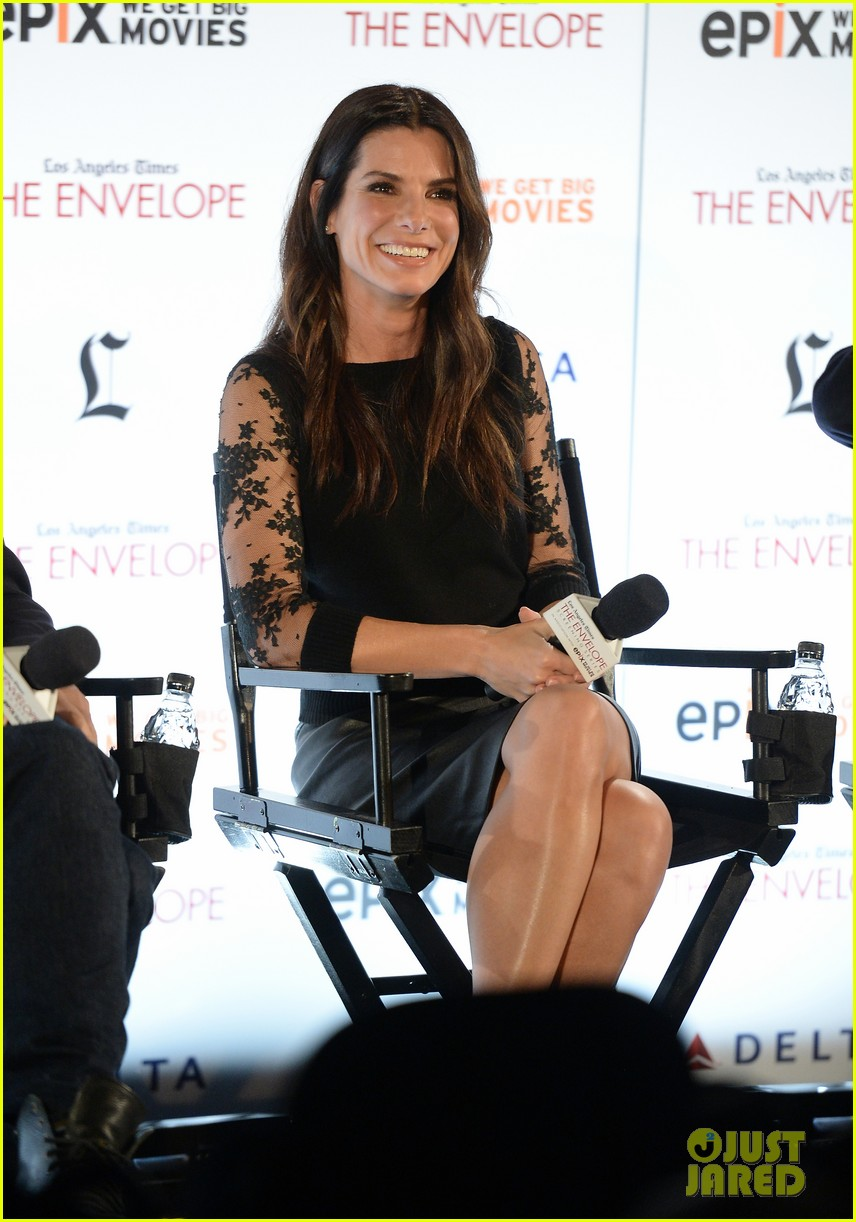 sandra bullock la envelope screening series of gravity 07