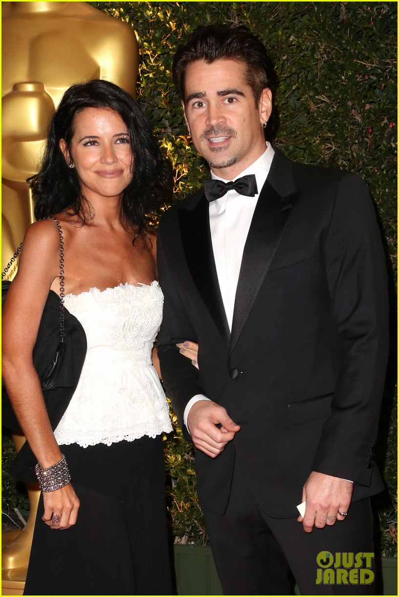 colin farrell emma thompson governors awards 2013 12
