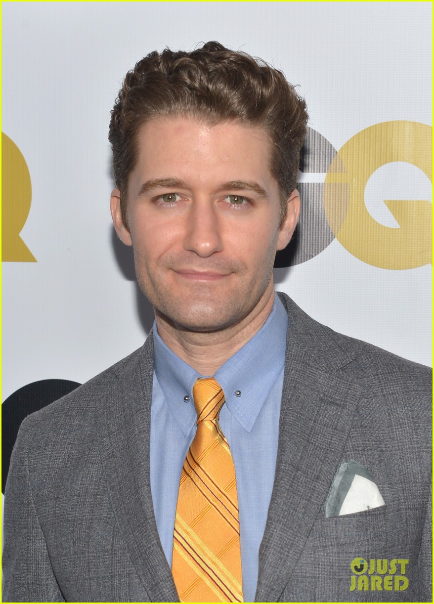 chace crawford matthew morrison gq men of the year party 01