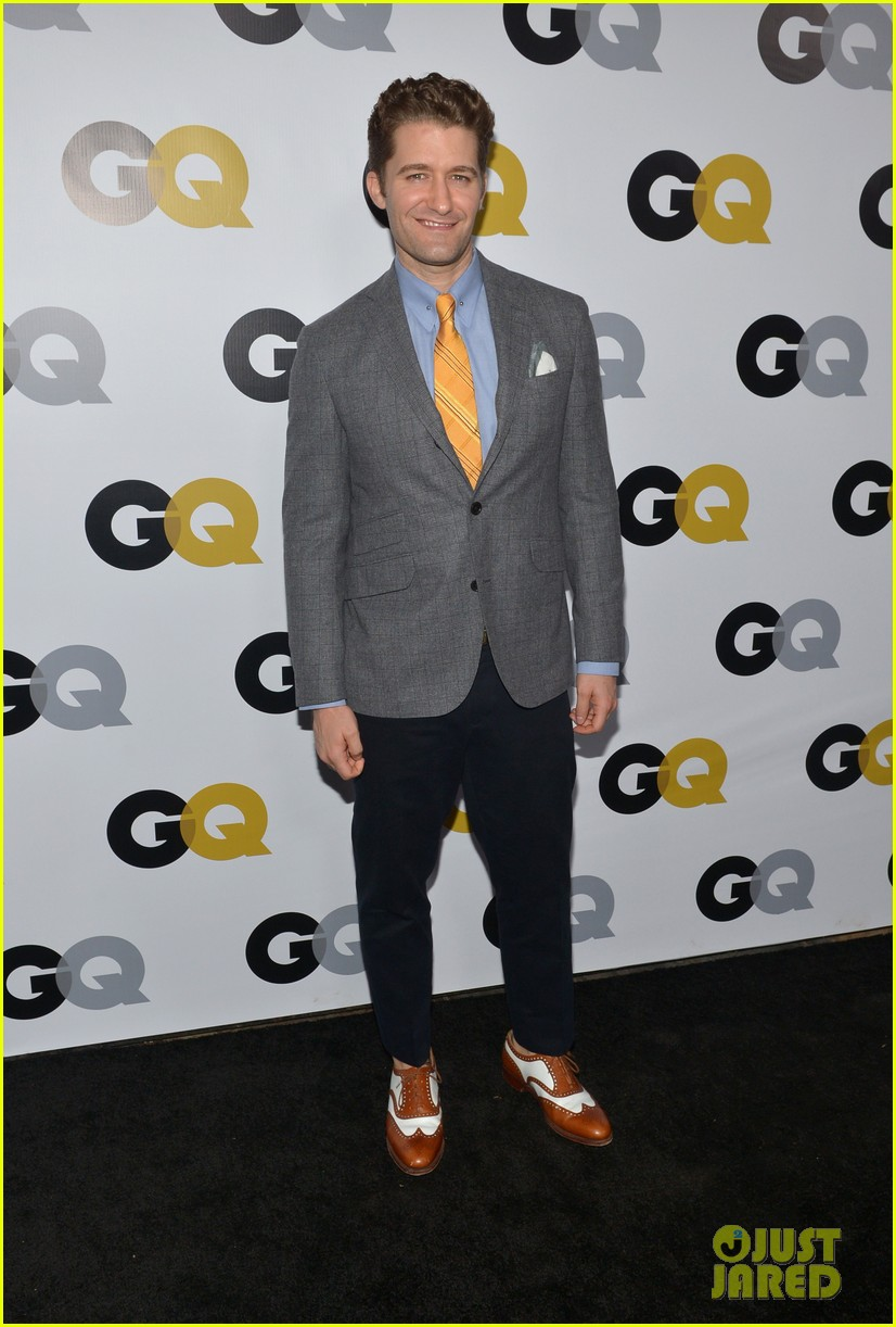 chace crawford matthew morrison gq men of the year party 08