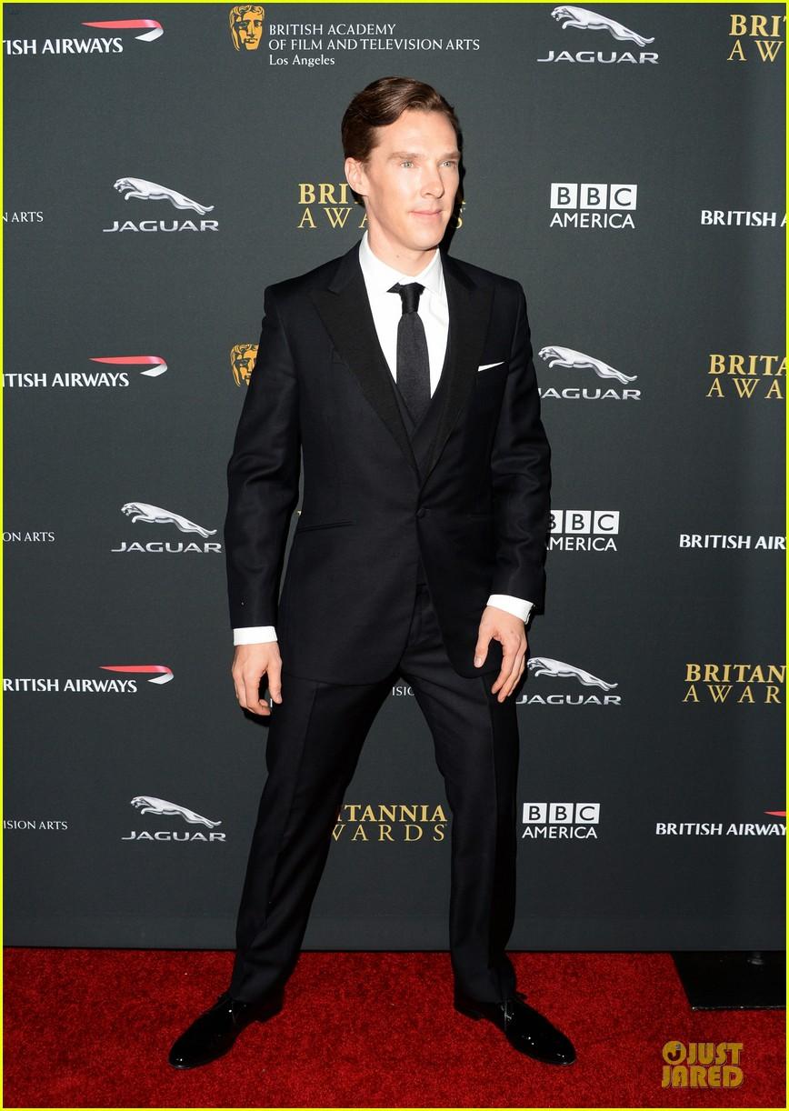 benedict cumberbatch alice eve bafta britanna awards 2013 red carpet 012989411