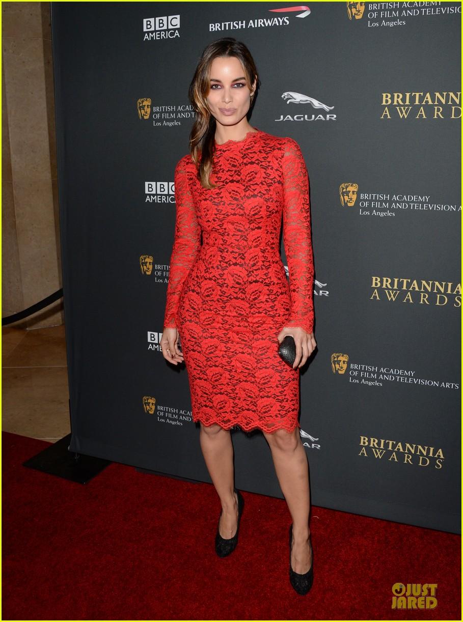 benedict cumberbatch alice eve bafta britanna awards 2013 red carpet 07
