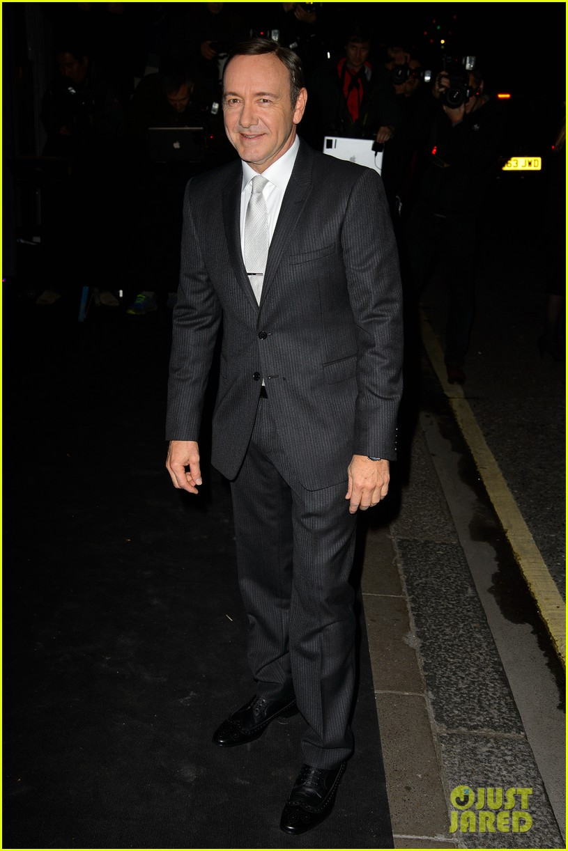 damian lewis maggie smith evening standard theatre awards 2013 09