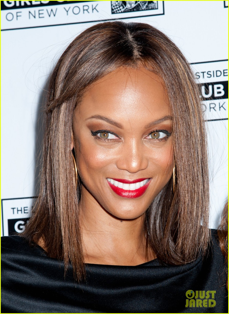 rosario dawson tyra banks lower east side girls club gala 042991278