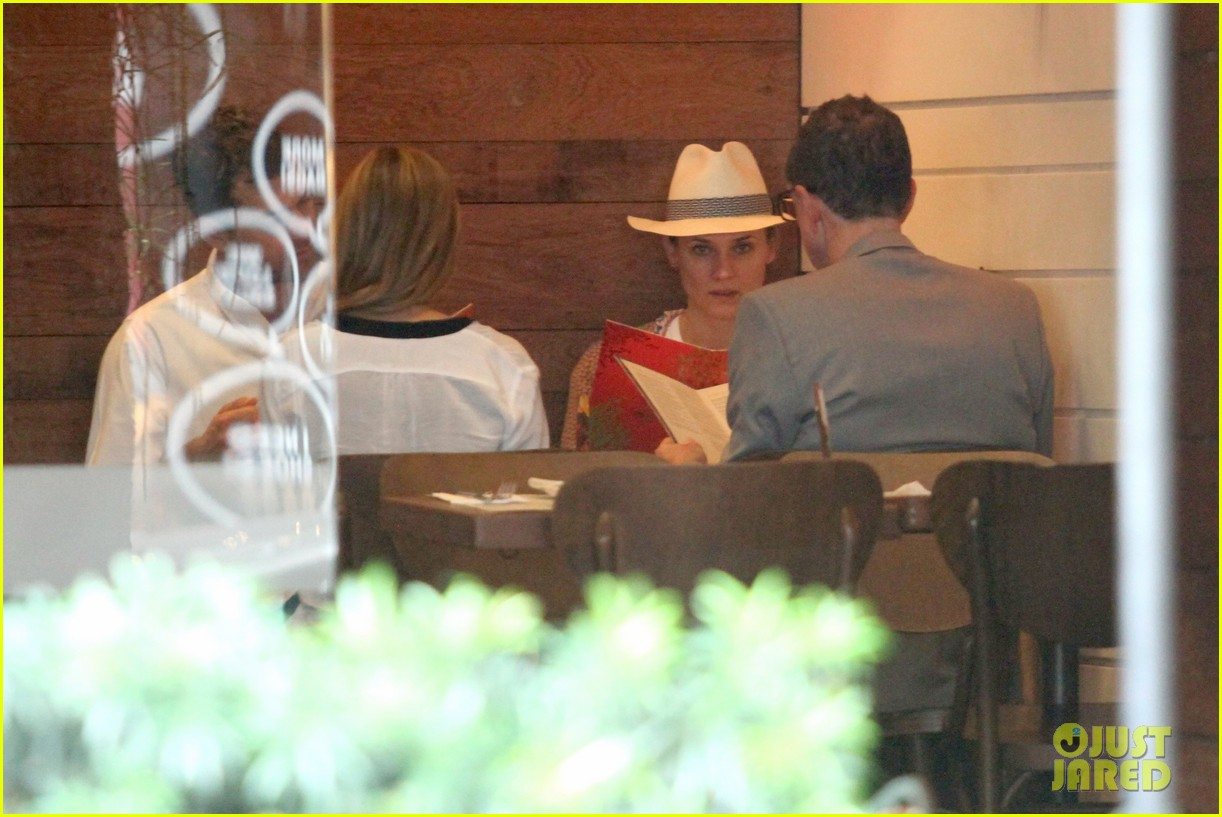 diane kruger joshua jackson lunch with pals in rio 07
