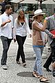 diane kruger joshua jackson lunch with pals in rio 17