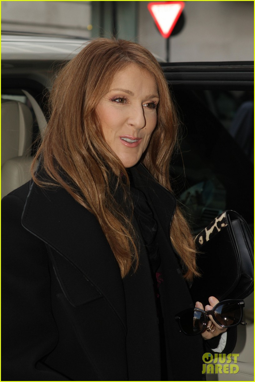 celine dion promotes loved me back to life on album release day 01