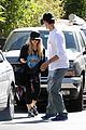 fergie josh duhamel workout pair after halloween 14