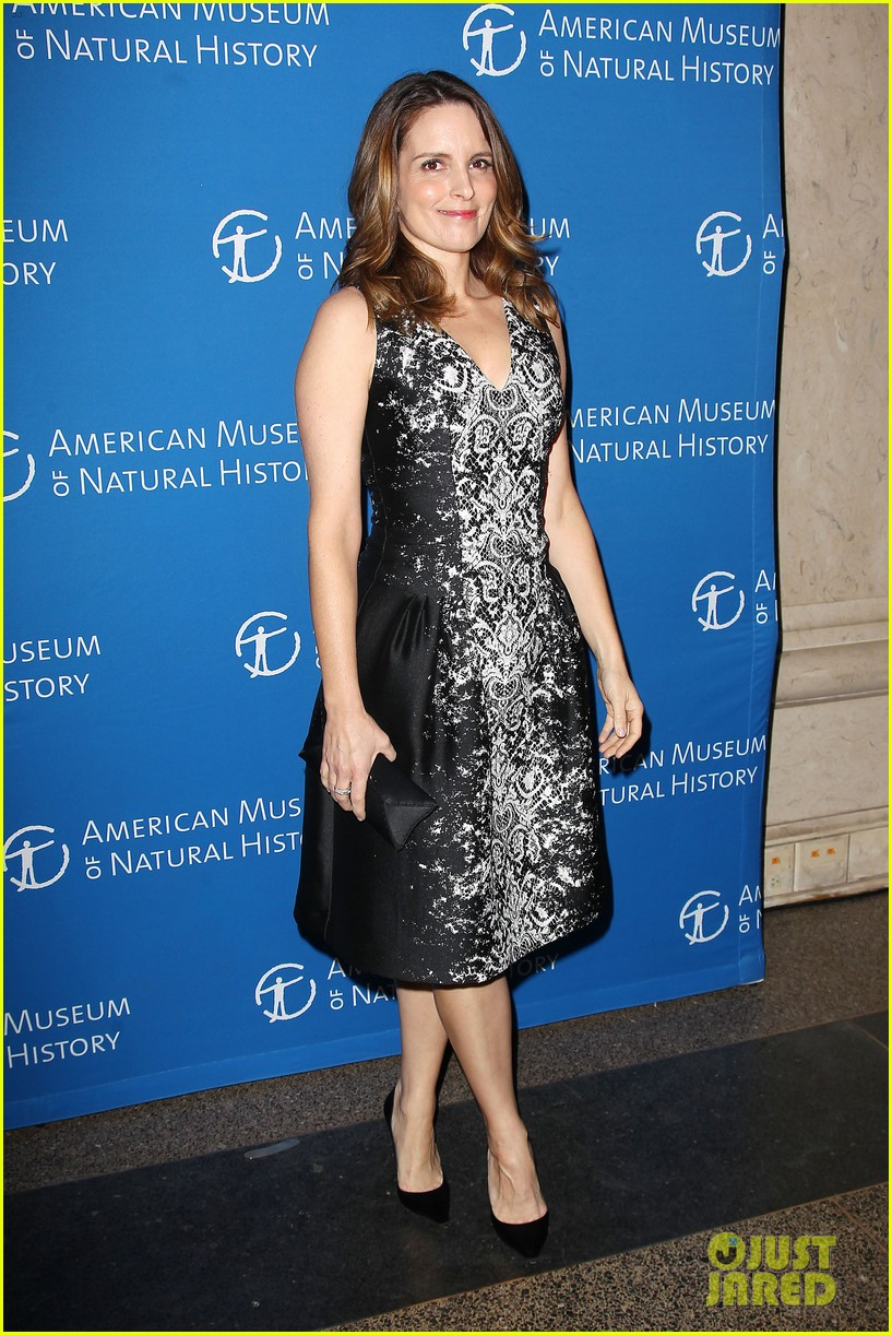 tina fey snl cast museum of natural history gala 2013 29