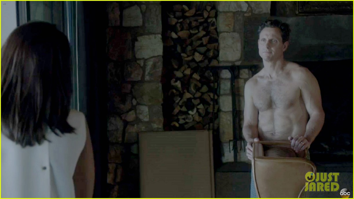 tony goldwyn shirtless pictures scandal 09