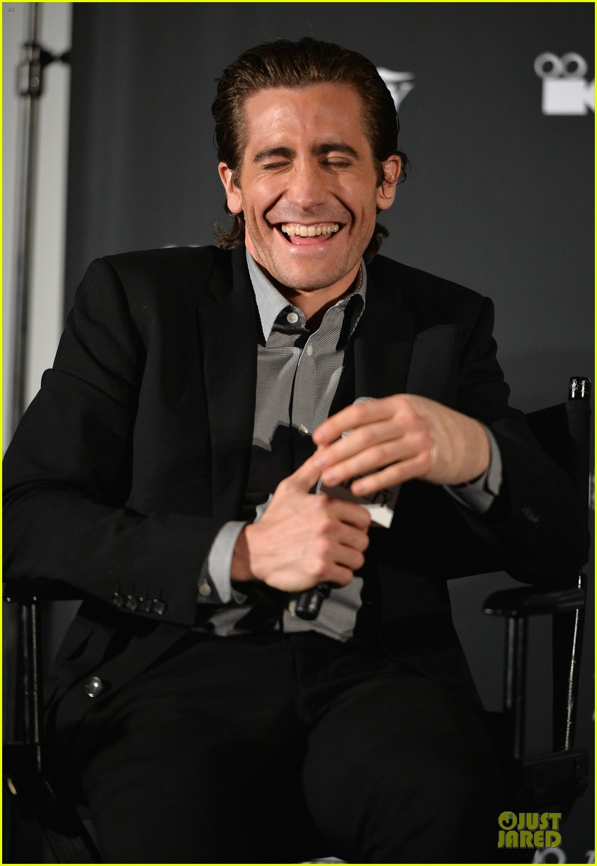 jake gyllenhaal maria bello prisoners variety screening 07
