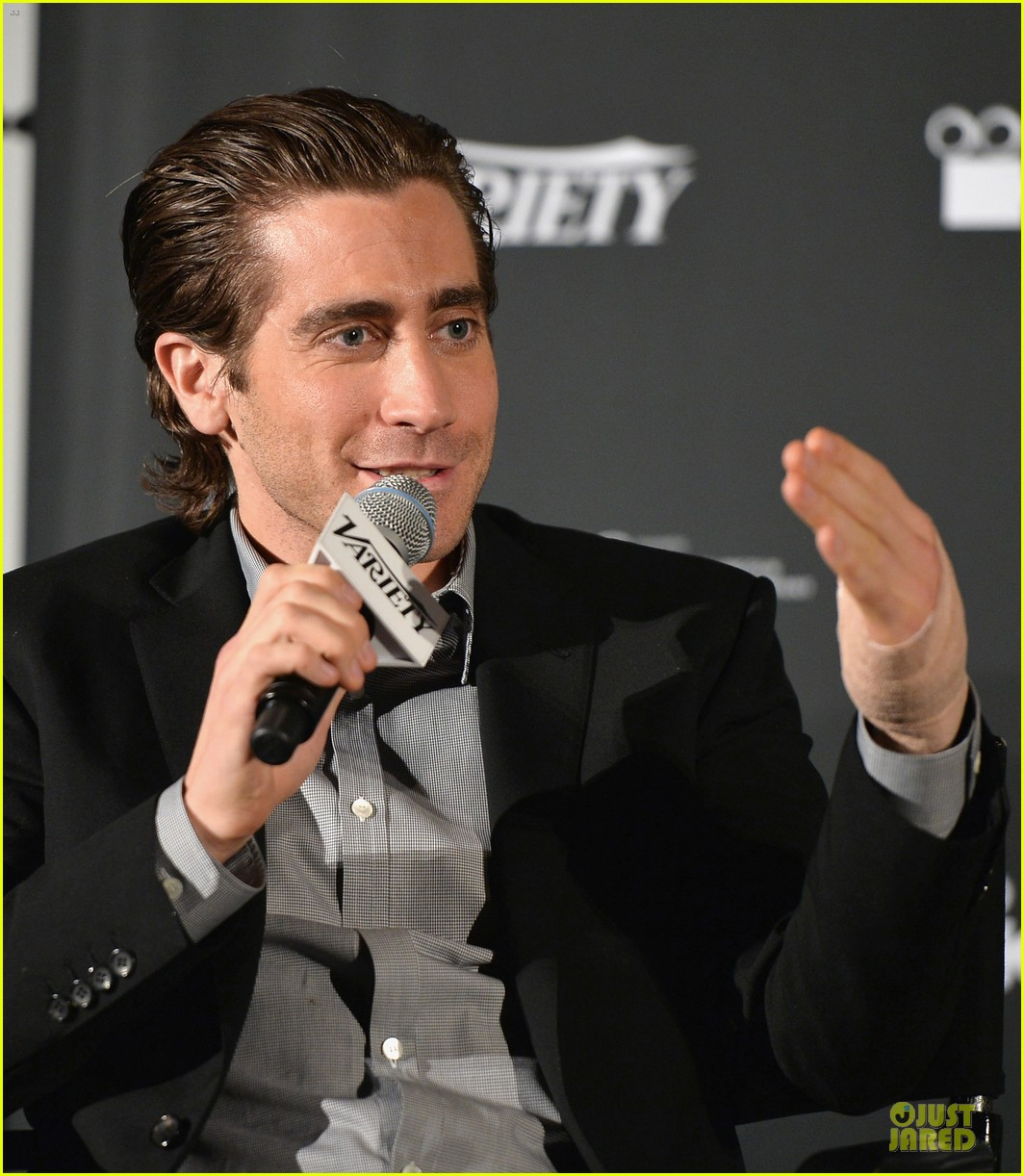 jake gyllenhaal maria bello prisoners variety screening 17