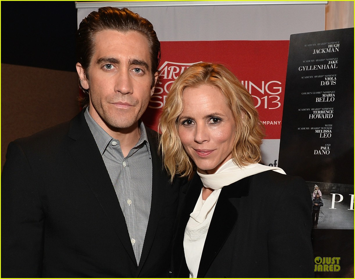 jake gyllenhaal maria bello prisoners variety screening 21