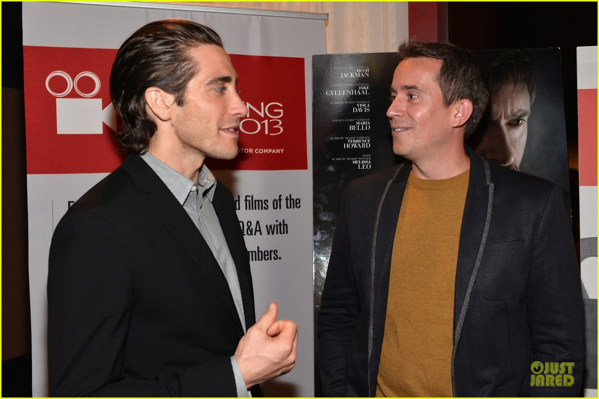 jake gyllenhaal maria bello prisoners variety screening 282993997