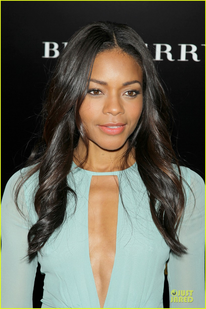 naomie harris idris mandela nyc screening 14