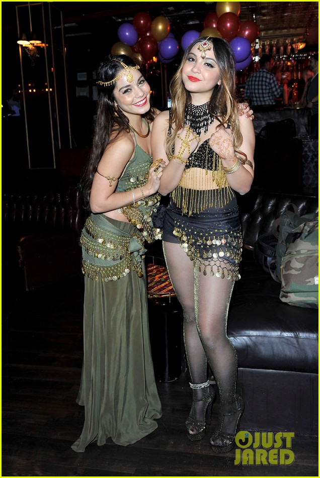 vannessa hudgens stella birthday party at beachers madhouse 102995384