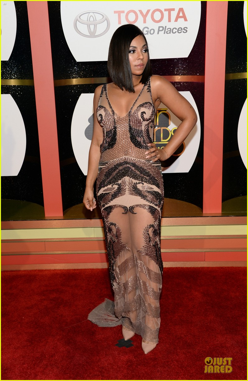 jennifer hudson ashanti soul train awards 2013 red carpet 13