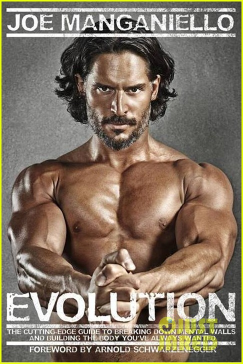 joe manganiello buff bod evolution book cover 03
