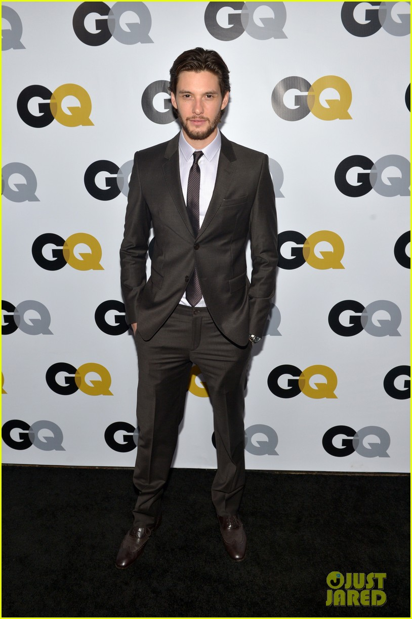aaron taylor johnson ben barnes gq men of the year party 11