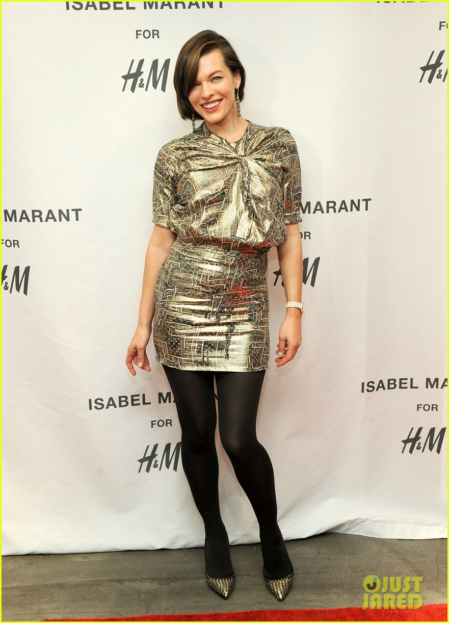 milla jovovich molly sims isabel marant for hm shoppers 01