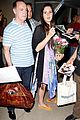 lana del rey receives flowers at lax airport 06