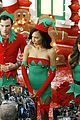 lea michele naya rivera santas sexy little helpers 02