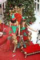lea michele naya rivera santas sexy little helpers 17