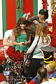 lea michele naya rivera santas sexy little helpers 43