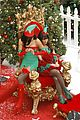 lea michele naya rivera santas sexy little helpers 52