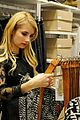 blake lively emma roberts hm new orleans store opening 07