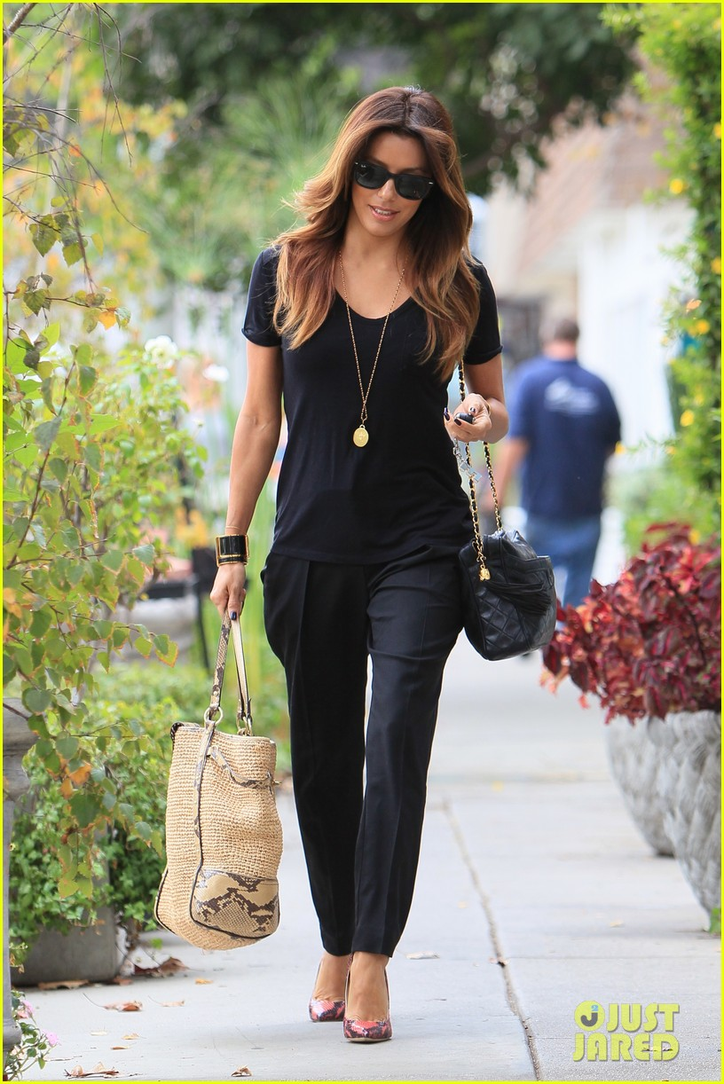 eva longoria steps out with new boyfriend jose antonio baston 022995485