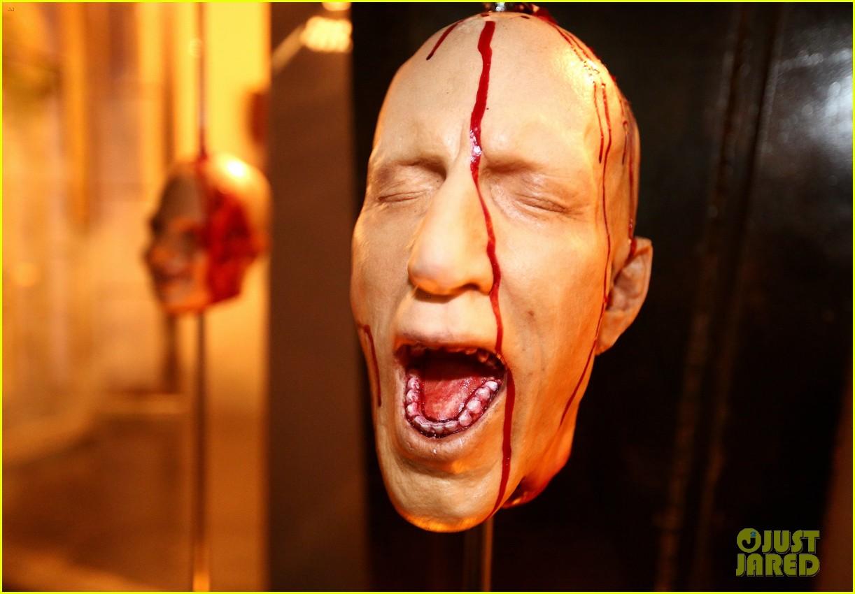 demi lovato dead zombie halloween costume 2013 10