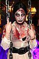 demi lovato dead zombie halloween costume 2013 23