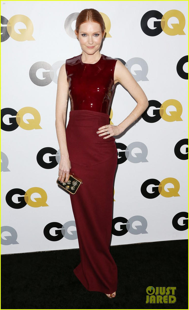 katie lowes darby stanchfield gq men of the year party 16
