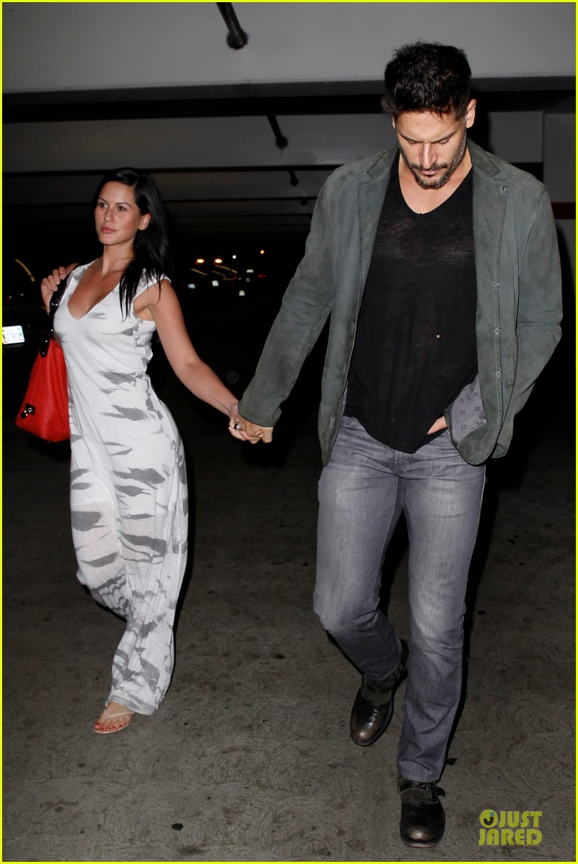 joe manganiello bridget peters friday movie date 08