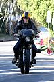 olivier martinez fender bender in studio city 10