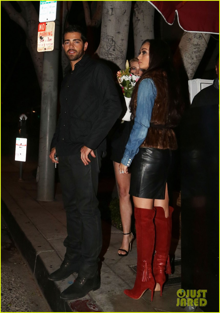 jesse metcalfe cara santana dinner with julianne hough 232995367